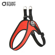 Stunt Puppy Small Dog Harness Adjustable Girth Step-In French bulldog Shih Tzu Chihuahua Beagle Bull Terrier Pet
