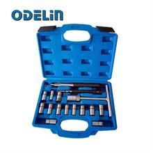 17 pcs Diesel Injector Sedile Cutter Set Per BMW Ford Peugeot Citroen Renault Auto Auto