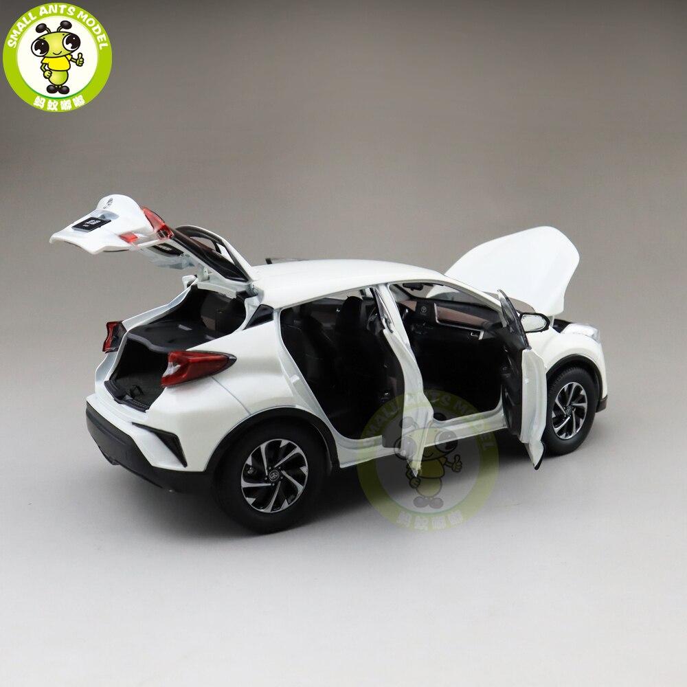 1/18 Toyota IZOA Diecast SUV Auto Model SPEELGOED KIDS Jongens Meisjes Geschenken Wit-in Diecast & Speelgoed auto´s van Speelgoed & Hobbies op  Groep 3