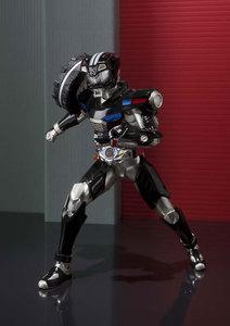"Image 2 - 100% Original BANDAI Tamashii Nations S.H.Figuarts (SHF) Action Figure   Kamen Rider Drive Type Wild from ""Kamen Rider Drive"""