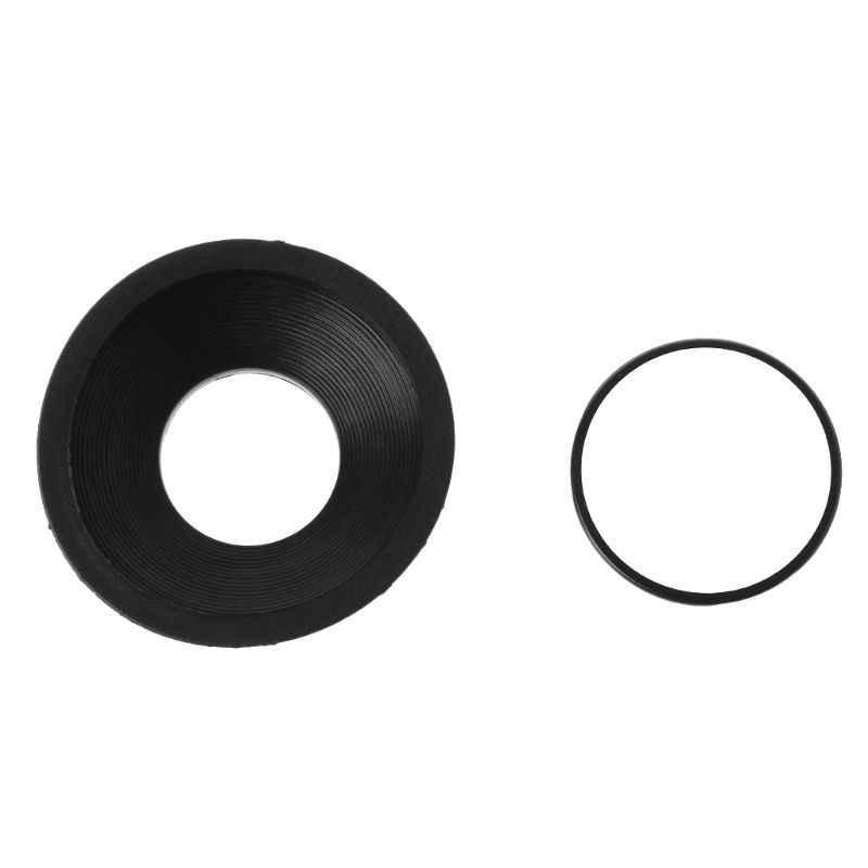 Objetivo ojo de goma para Nikon DK-19 DK19 D3s D4 Df D810 D700, cámara EY