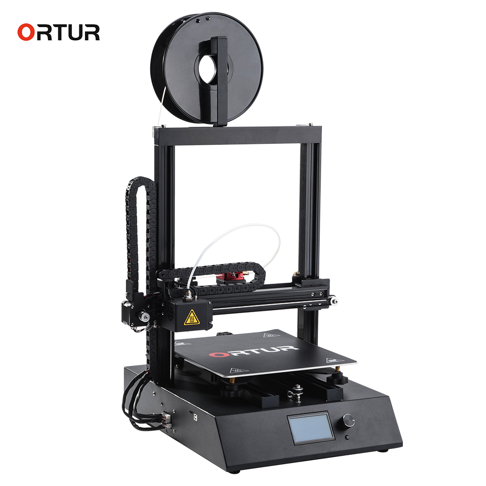 Ortur4 2019 New Factory Desktop 3D Printer 260 310 305MM Big Printing Size 98 Assembled 3D