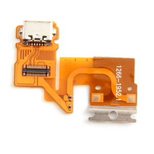 Para sony xperia tablet z sgp311 sgp312 sgp321 flex cabel cabo de carregamento usb porto conector, frete grátis