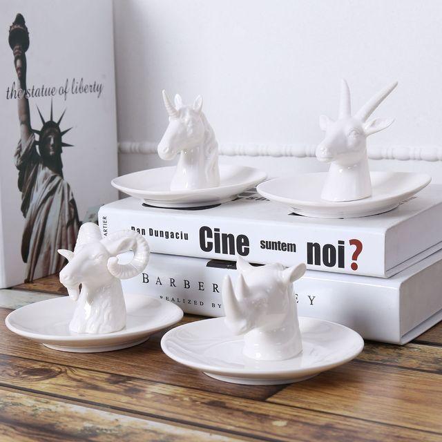 Керамические статуэтки для украшений | Aliexpress