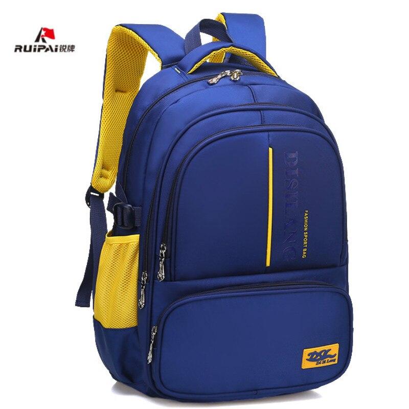 1038431adc64 2018 waterproof Children School bags Boys Girls kids Backpacks schoolbags  Children primary school Backpack kids Mochila