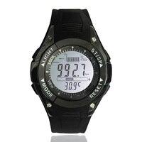 Luxury Brand Sport Men Watch Fishing Barometer Altimeter Thermometer Weather Forecast Digital Wrist Watch 161221