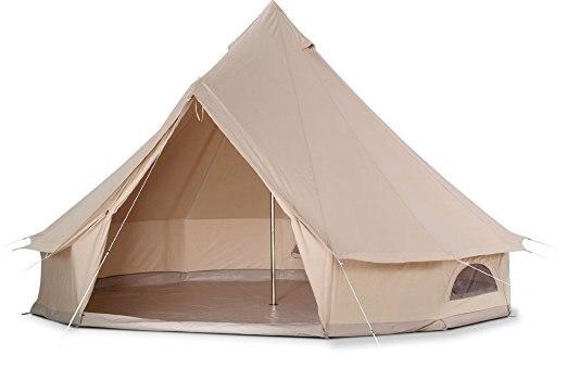 TY 4-Season Cotton Canvas Bell Tents Waterproof Heavy Duty Gl&ing Tent Safari Tent Family  sc 1 st  AliExpress.com & TY 4 Season Cotton Canvas Bell Tents Waterproof Heavy Duty ...