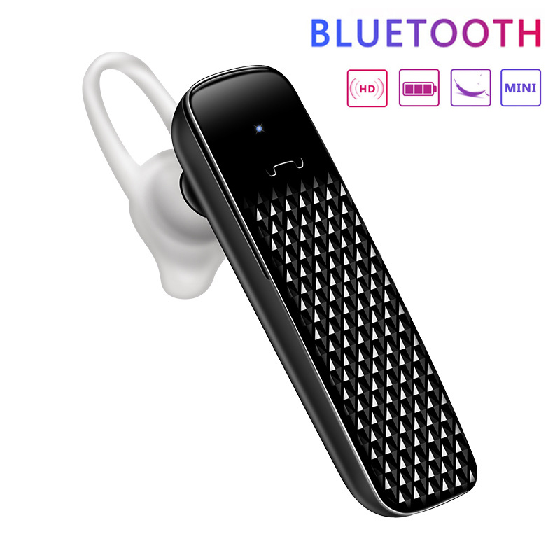 Mini Bluetooth 4.1 Headset Wireless Earphone With Microphone Volume Adjustable For iPhone Xiaomi Android Phone iPad Macbook LG