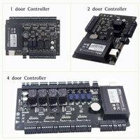 Ip baseado painel de controle de acesso da porta zkteco C3 100/200/400 soluções de segurança controle de acesso 30 000 usuários grande capacidade Kits de controle de acesso     -