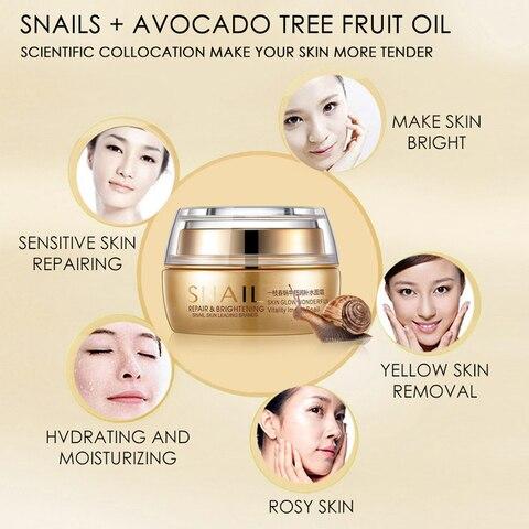 One Spring Snail Essence Face Cream Remove Age Spot Scar Pigment Moisturizing Whitening Anti Wrinkle Cream Skin Care Day Cream Lahore