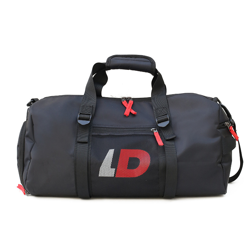 Dry wet depart hold-all one shoulder bag independent shoes a gym bag mens and womens swi ...