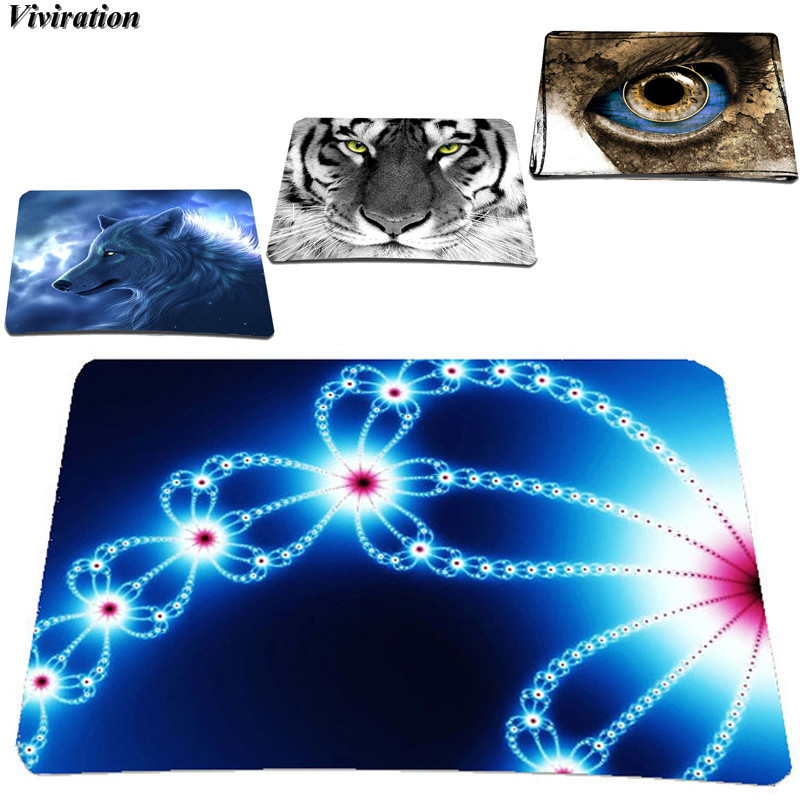 Viviration Notebook Computer Gaming Mouse Pad Mat Fashion New Arrival Women Office Mouse Pad Mat For Csgo Overwatch Rubber Mat