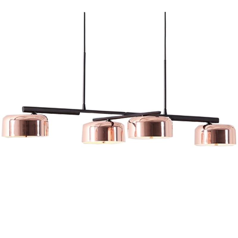 Postmodern Lalu Pendant Lamp de Seed Design 4 heads pendant lights for dining room bar office E27 lustre pendente de teto сабо lalu nuccia