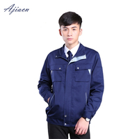 Ajiacn Electromagnetic radiation protective jacket Signal base station and power plant EMF shielding men and women workwear