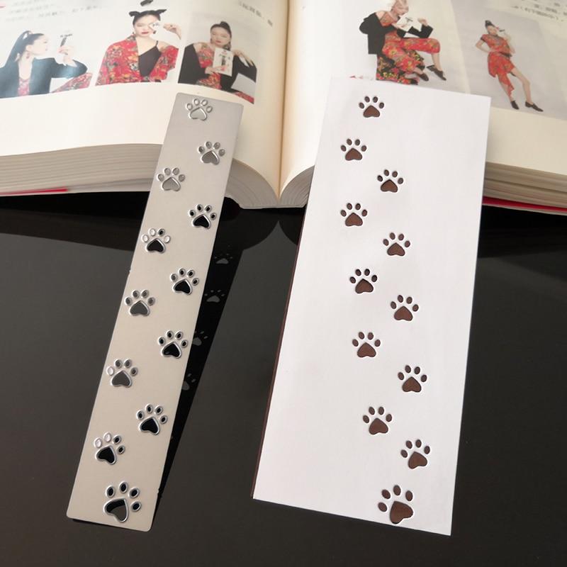 Dog Cat Claw Print Dies Metal Craft Die Cut Cutting Die Scrapbooking 2018 Die Cut Embossing Stencils Photo Card Decor