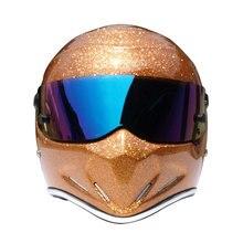 new arrival ATV-4 Full Face Motorcycle Helmet,Motorcycle Off-road Helmet Motorbike Racing Helmet Anti Fog Lens