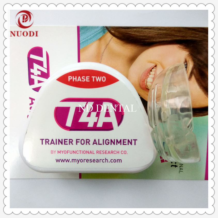 T4A Teeth trainer Appliance ages12 Dental Ortodontic Retention T4A alignment/MRC Dental Orthodontic brace T4A deep bite ages 12 malocclusion orthodontic trainer orthodontic brace t4a class ii division 1 2 t4a teeth trainer retention