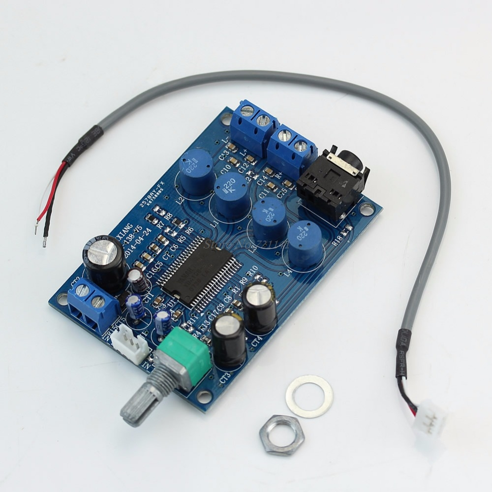 Buy Ta2024 And Get Free Shipping On Wholesale Class D Amplifier 2x 80w Stereo Circuit Design Tda7498