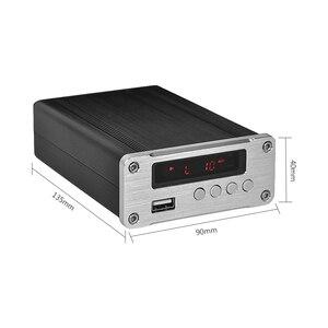 Image 2 - PJ. MIAOLAI SP3306AL APE lecteur de musique sans perte HiFi fièvre amplificateur numérique optique Coaxial décodeur numérique amplificateur de sortie