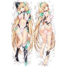 Japanese Anime Angela Balzac Hugging Pillow Cover Case Pillowcase Decorative Pillows 2Way 50*160cm