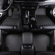 Kalaisike tapetes automotivos personalizados, tapetes de chão do carro para infiniti todos os modelos fx ex jx g m qx50 qx56 qx80 qx70 q70l qx50 acessórios do carro qx60 q50 q60