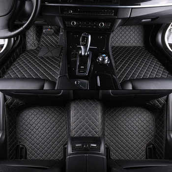 kalaisike Custom car floor mats for Infiniti all models FX EX JX G M QX50 QX56 QX80 QX70 Q70L QX50 QX60 Q50 Q60 car accessories - DISCOUNT ITEM  69% OFF All Category