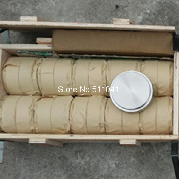titanium target,ti-al alloy target for Vacuum PVD,100mm D x 40mm L,Plating rose-gorden, rose-red,5pcs wholesale,free shipping