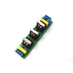Image 3 - Lusya 3 EMI Power Filterung Reinigung Verunreinigungen AC DC Gemeinsame Lärm Bord 3,5 EINE Für Hause Verstärker A7 020