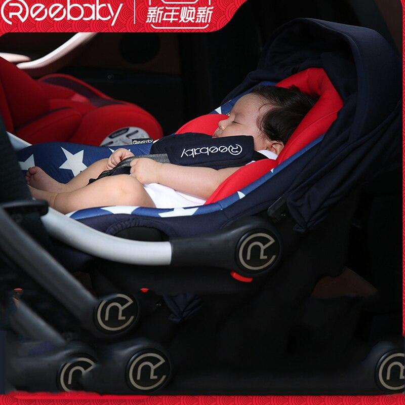 Reebaby0-1 Ans Bébé Panier Siège de Sécurité pour Enfant De Voiture De Voiture Berceau 3c Certification