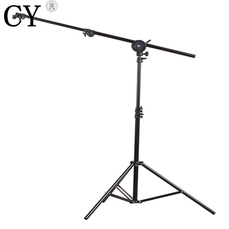 Reflector Panel Backdrop Arm Grip Holder 65cm 180cm with