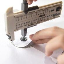JIANWU креативный ручной работы компас нож простой циклограф урожая инструмент дать лезвие школьные принадлежности