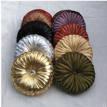 В европейском стиле тыквы колеса круглая подушка автомобиля украшение круглый Подушка диванная подушка