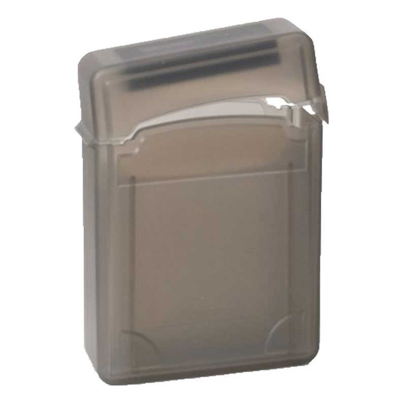 2.5 Inch IDE SATA HDD Hard Drive Storage Box Protective Case - Coffee