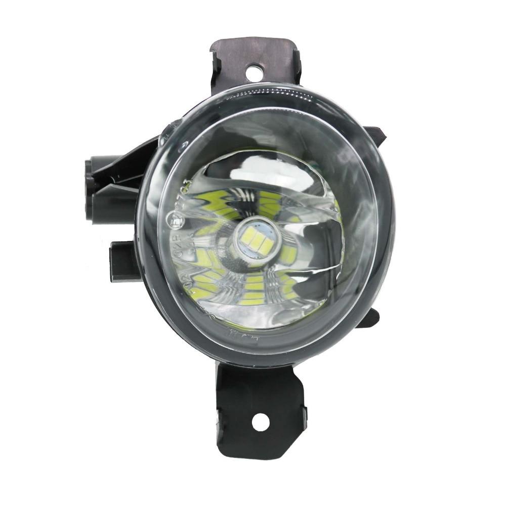 Car LED For BMW E84 X1 2009 2010 2011 2012 2013 2014 2015 Right Side Car Styling Front LED Fog Light Fog Lamp