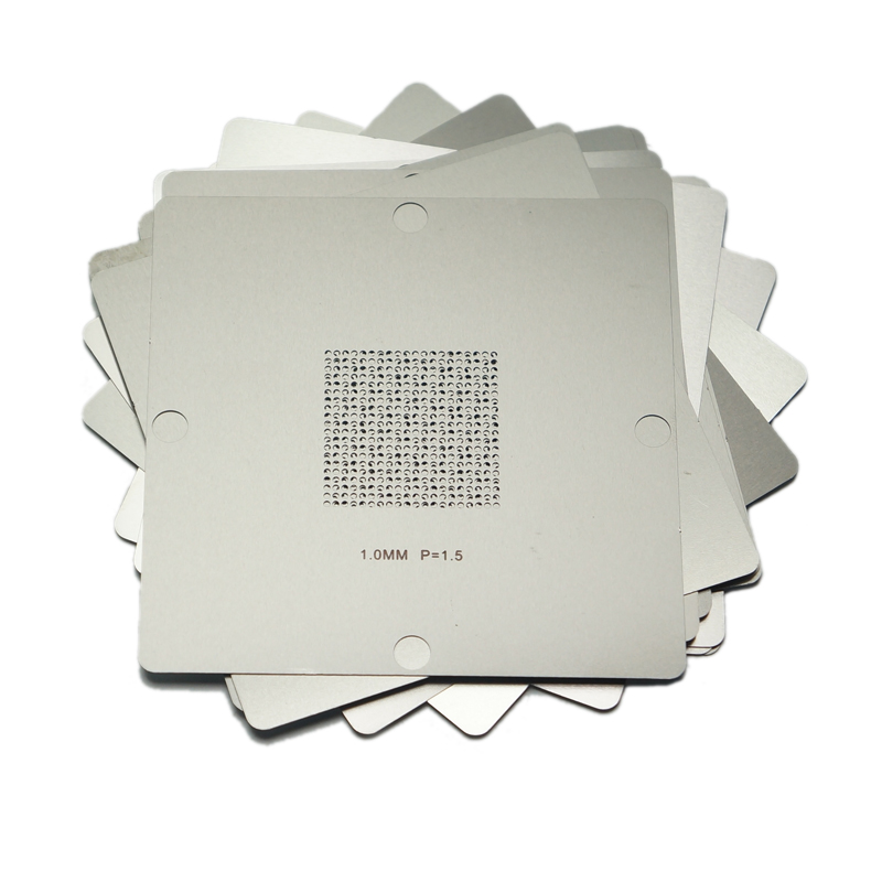 90*90mm 90x90mm 29PCS Universal BGA Reballing Stencil Kits 0.5/0.6/0.65/0.76/1.0 for honda cb400 2005 2016 cb600f hornet 1998 2000 cb750 2007 motorcycle windshield windscreen pare brise black