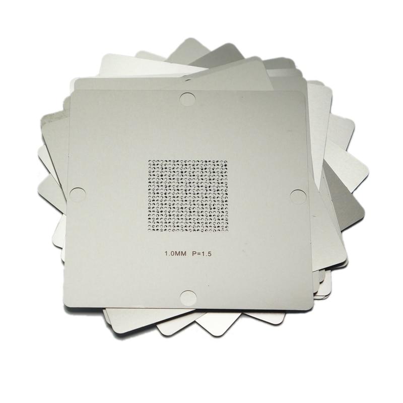90*90mm 90x90mm 29PCS Universal BGA Reballing Stencil Kits 0.5/0.6/0.65/0.76/1.0 ev1234m 2di50b 90