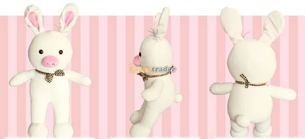 Fancytrader 59\'\' 150cm Super Lovely Plush Soft Stuffed Jumbo Pig Rabbit Toy, Valentine Birthday Christmas Gift and Decoration Toys, Free Shipping FT50089 (5)