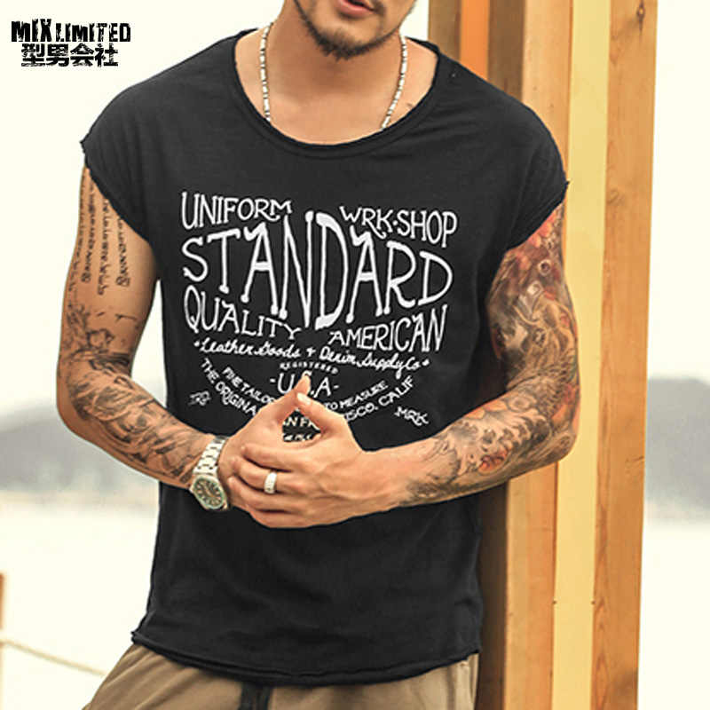 夏新ヨーロッパとアメリカのカジュアル Tシャツレタープリント tシャツ男性トップスブランドメンズ半袖 Tシャツ T4002