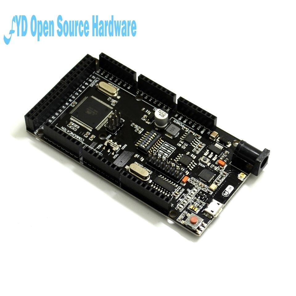 WiFi R3 ATmega2560 + ESP8266 (32 mb mémoire) usb-ttl ch340g pour arduino IDE