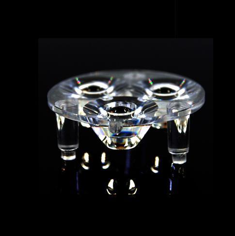 Optic Lens for E2L flashlights triple TIR LED lamps