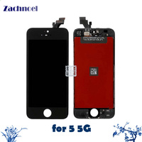 Black 100 Guarantee AAA Replacement Display For Iphone 5 Iphone 5c Iphone 5s LCD Touch Screen