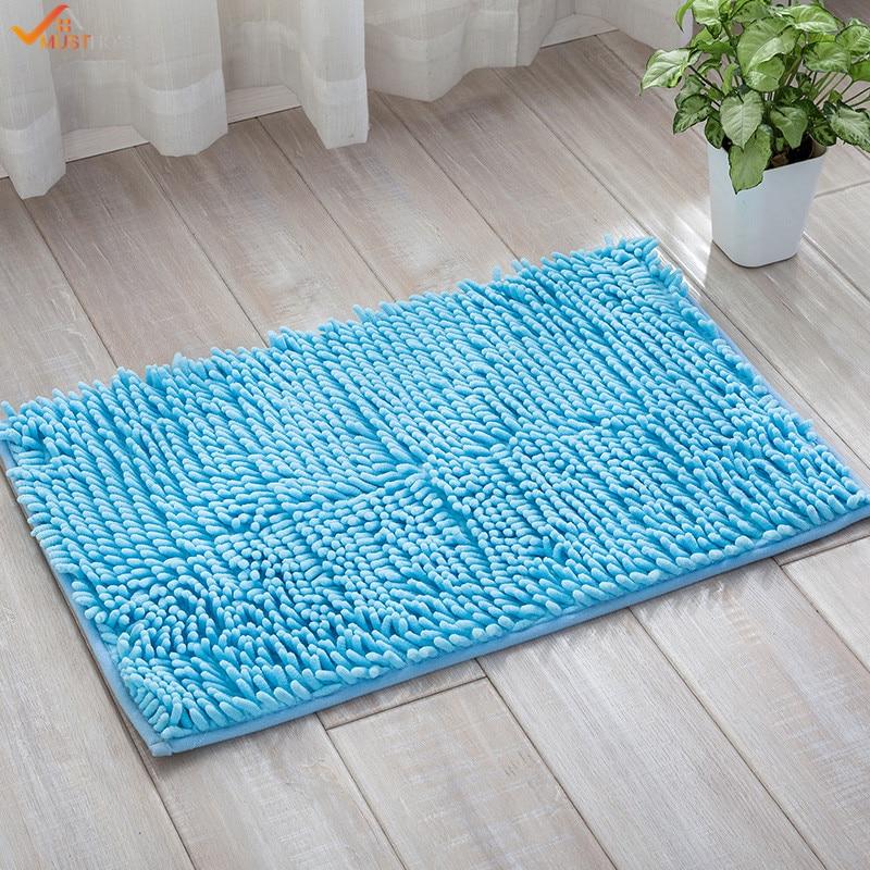 40 60cm Absorbent Microfiber Bath Mat