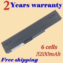 JIGU batterie D'ordinateur Portable NBP6A138 A32-U1 70-NLV1B2000M 90-NLV1B1000T pour ASUS Eee PC 1004DN U1 U3 U3Sg N10E N10Jb 90-NLV1B2000T