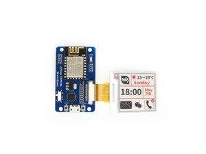 Image 5 - Waveshare Universal e Papier Fahrer Bord mit WiFi SoC ESP8266 unterstützt Waveshare SPI e Papier raw panels kompatibel arduino