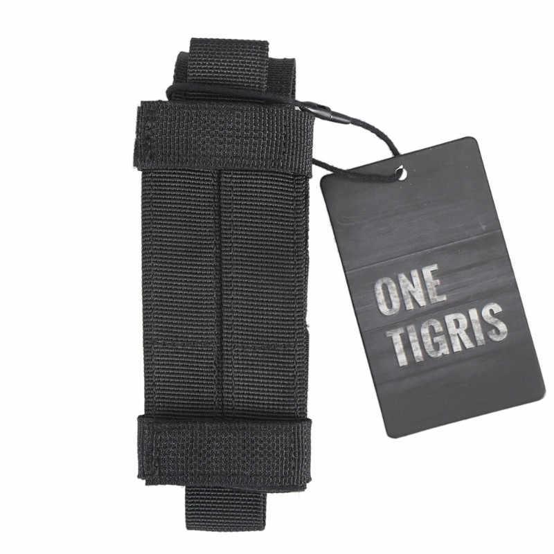 Тактический складной нож OneTigris, футляр для инструментов для повседневного использования, футляр для пистолета, чехол для фонарика