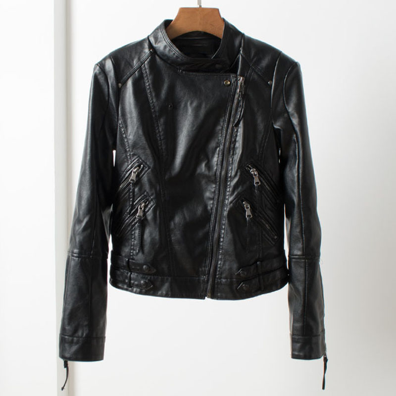 Popular Simple Leather Jacket-Buy Cheap Simple Leather Jacket lots ...