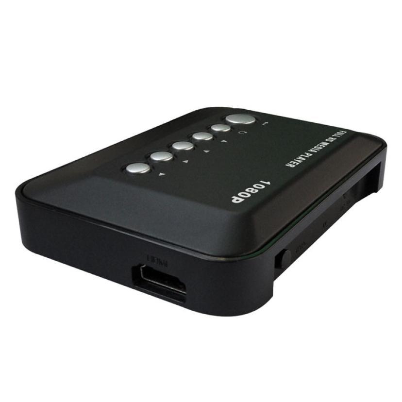 Factory price Hot Selling High Quality HD 1080P USB Hard Drive Upscaling Multi Media Pla ...