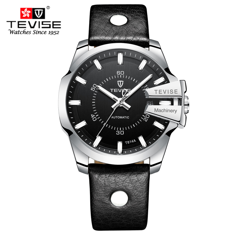 New Four color Men s Business WristWatch Stainless steel Antique Steampunk Casual Automatic Skeleton Mechanical Watches
