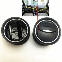 1pcs Air Vent For Ford Mondeo Galaxy Fiesta S MAX Car Air Conditioning Outlet 6M21U018B09 ADW