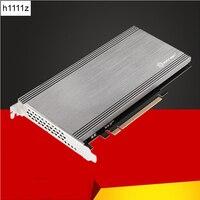 H1111Z плата расширения PCIE для M2 адаптер M.2 SSD адаптер PCIE M.2 к PCI Express x16 адаптер NVME PCI Express M ключ для 2230 2280 M2 SSD